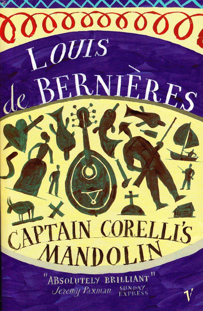 cover of Captain Corelli's Mandolin